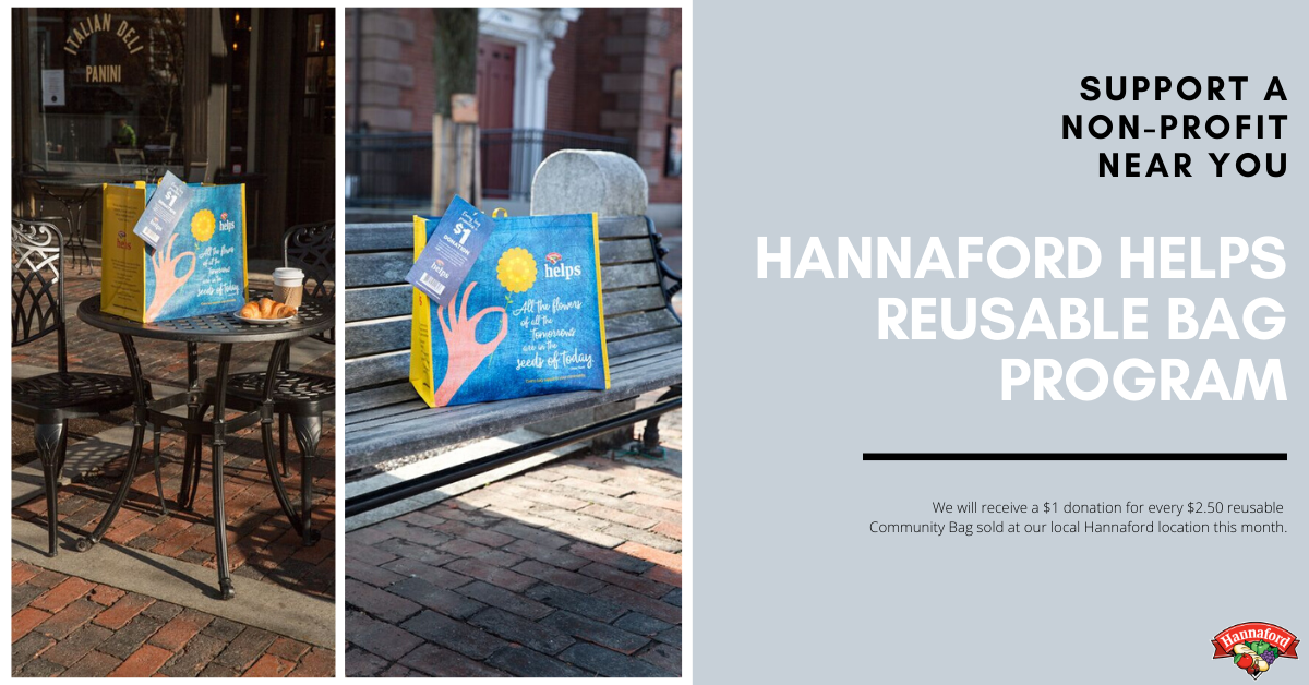 Hannaford Facebook Ad 3 - CB